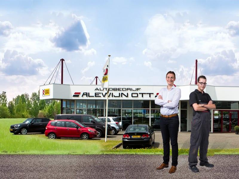 Autobedrijf Alewijn Ott